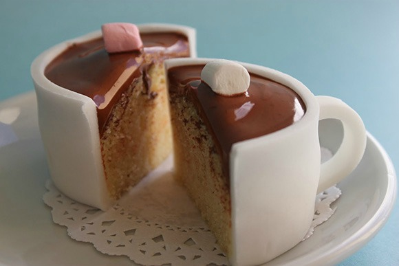 pastel-taza-chocolate