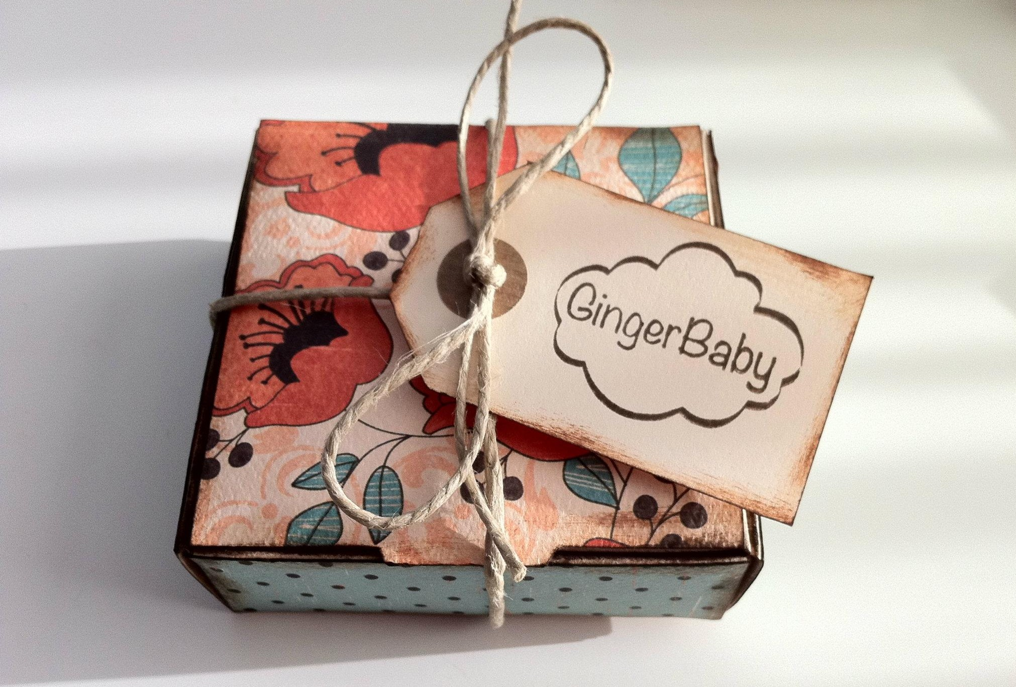 gingerbaby box