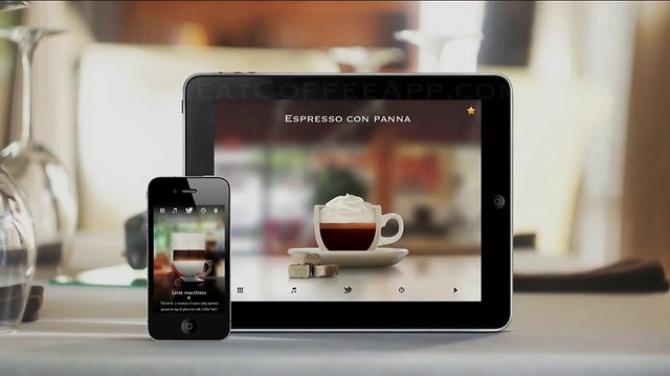 Un perfecto café en tu iphone