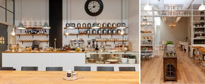 Pandelino, una New York Bakery en A Coruña