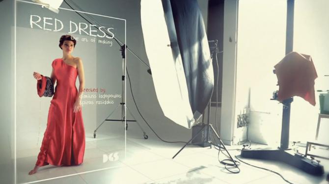 Red Dress. Desde la primera costura.