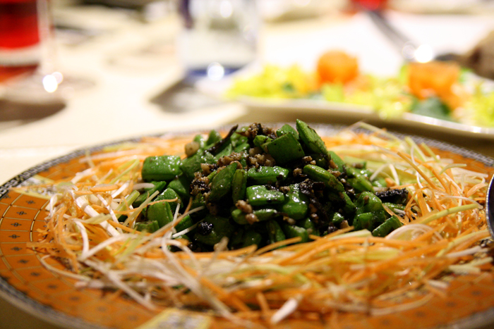 judias-verdes-salteadas-con-hojas-de-mostaza