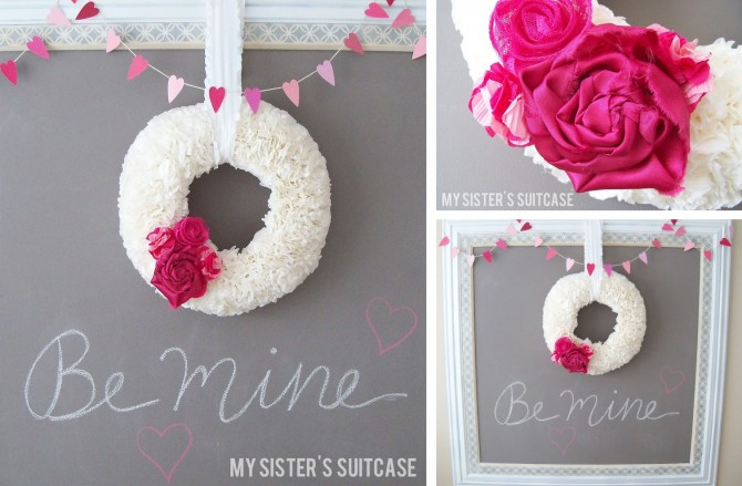 Be Mine my sisters suitcase (1)