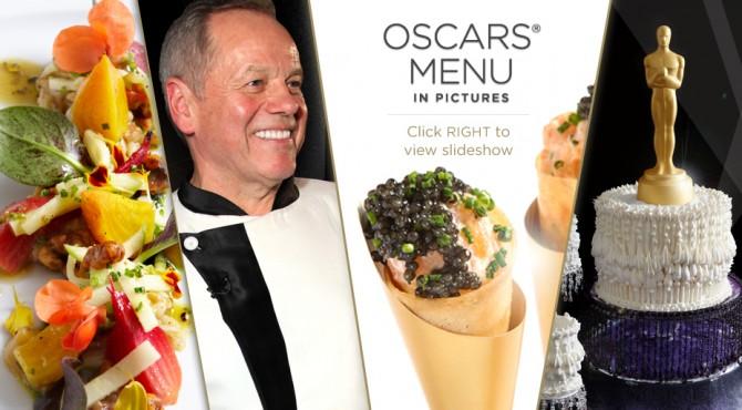 El gourmet de los Premios Oscars