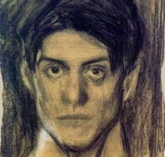 Pablo-Picasso_Autorretrato_1900