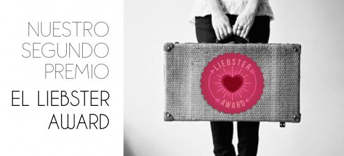 ¡Hemos ganado el Liebster Award!