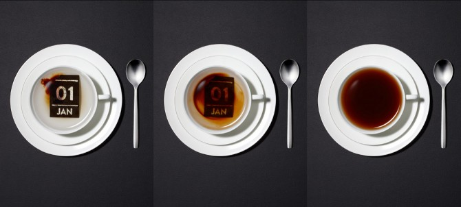 Dias de te. Tea Calendar