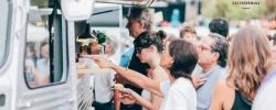 Van Van Market: comida callejera en Barcelona