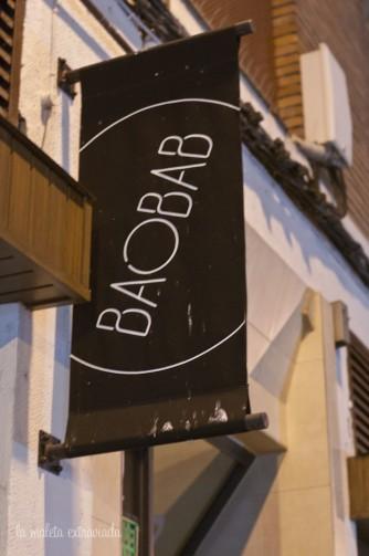 Baobab cartel entrada
