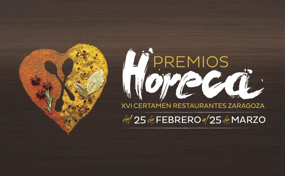 Certamen gastronómico Horeca de Zaragoza 2015
