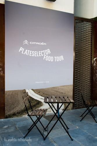 Citroën Plateselector Food Tour Zaragoza