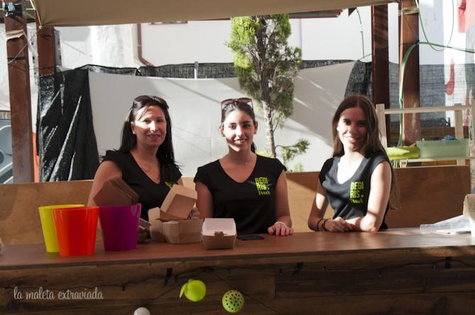 Sidreria Begiris Food truck Zaragoza