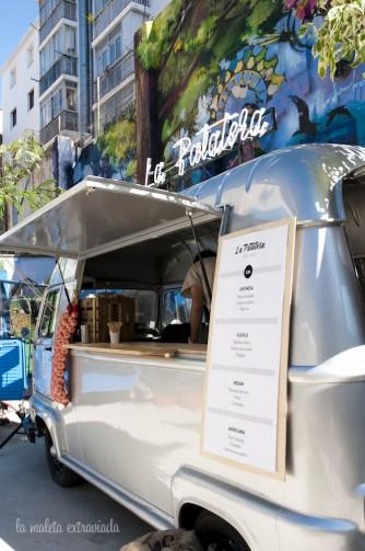 La Patatera food truck zaragoza