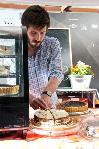 Panaderia Pinilla Food Truck Zaragoza