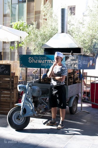 Shawarma Food truck Zaragoza