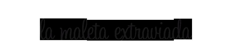 La maleta extraviada - Food, travel & design. Food, Travel & Design. Blog para extraviarse, porque perderse hace que encuentres cosas increíbles. Zaragoza, Barcelona y mucho más.