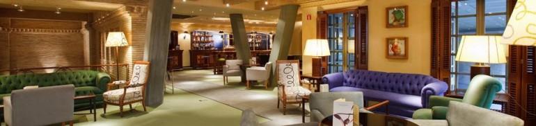 Bar Coraceros Hotel Palafox