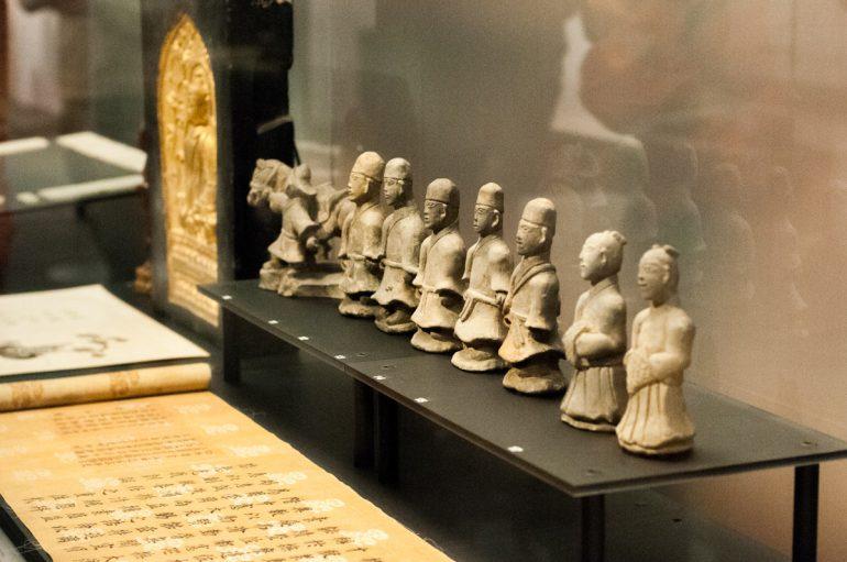 Ming, el Imperio Dorado de China en Zaragoza