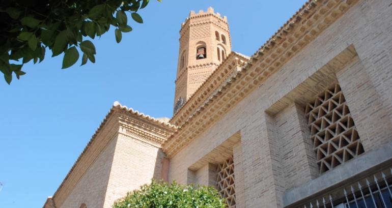 Fiestas de Tauste en honor a la Virgen de Sancho Abarca