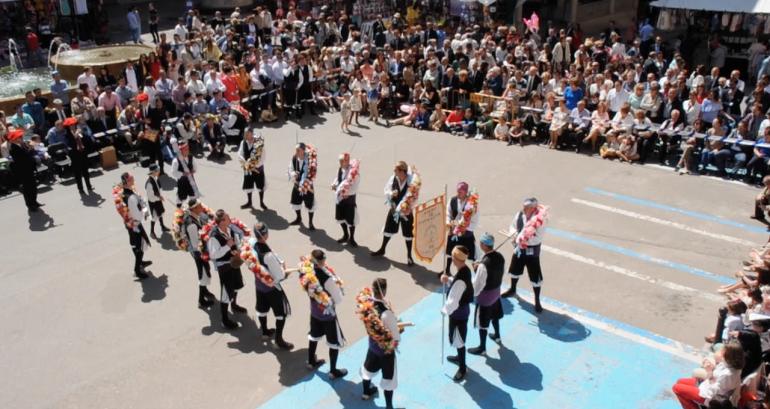 Fiestas de Tauste Dance de Tauste