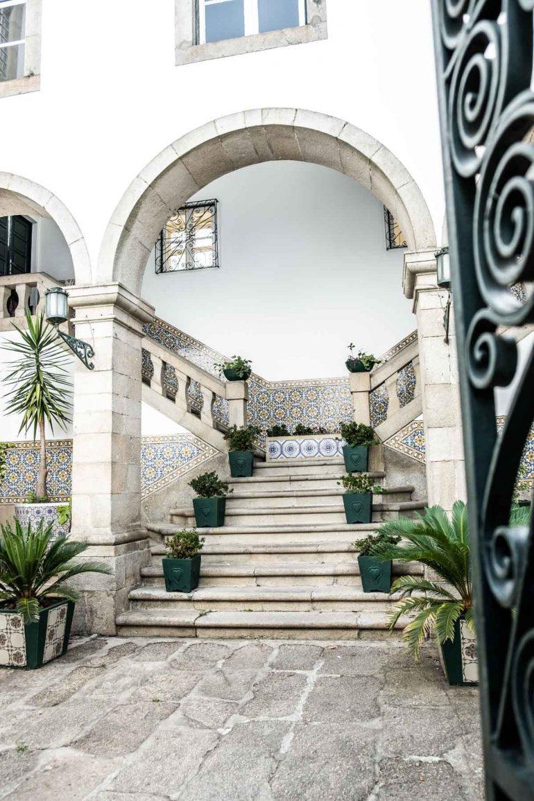 Palacete de Guimaraes Portugal