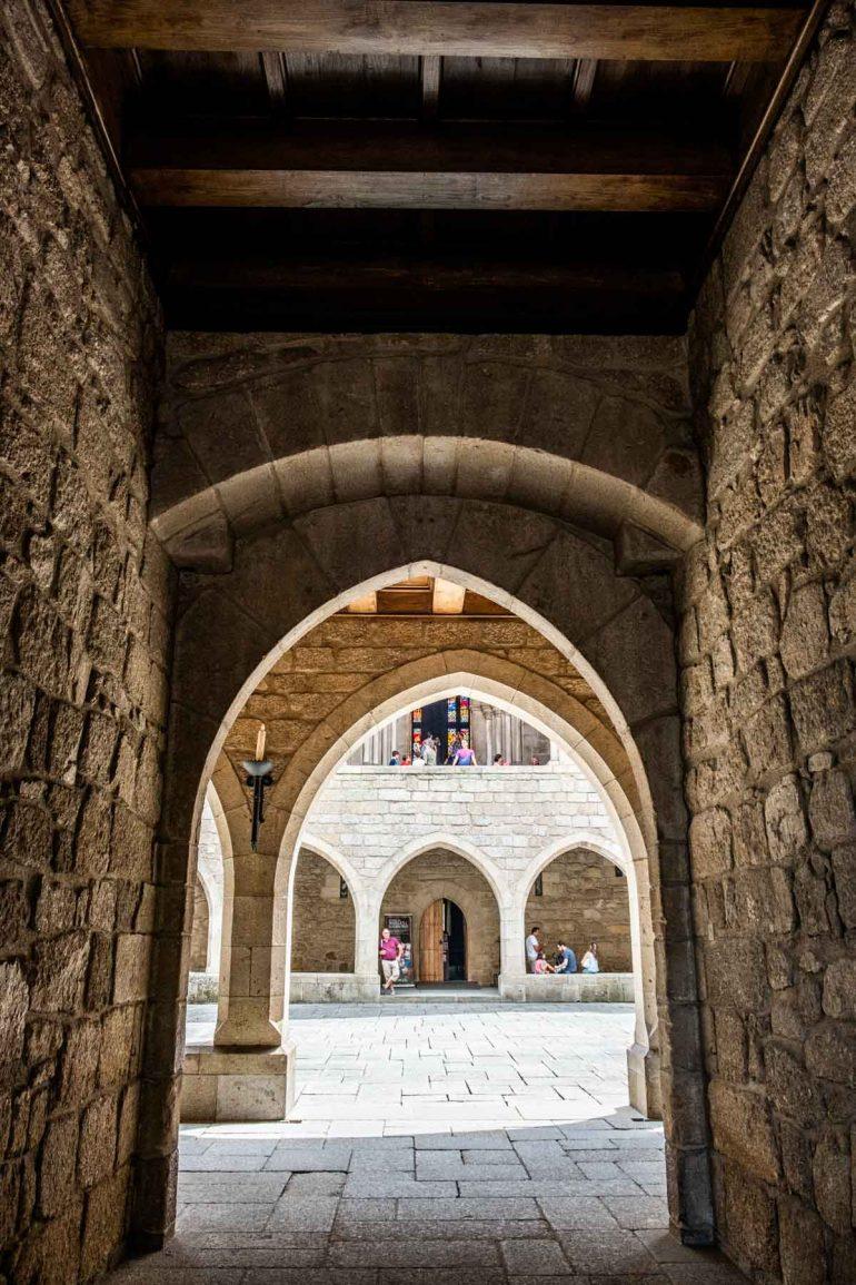 Palacio de los Duques de Guimaraes