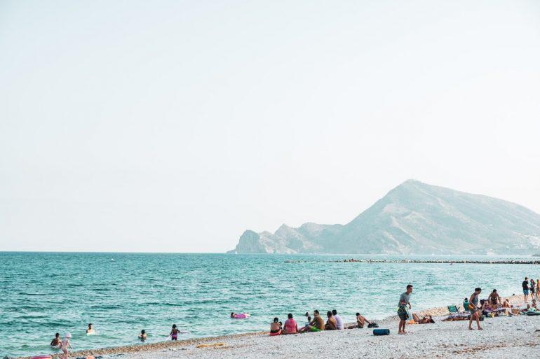 Playa de Altea