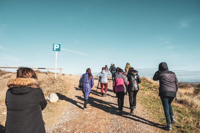 Excursion al Moncayo magico con Gozarte | La Maleta Extraviada 07