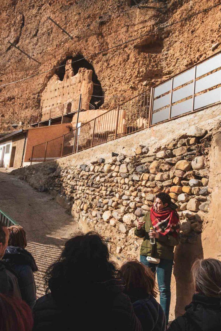 Los Fallos Zaragoza Cueva de Caco | La maleta extraviada