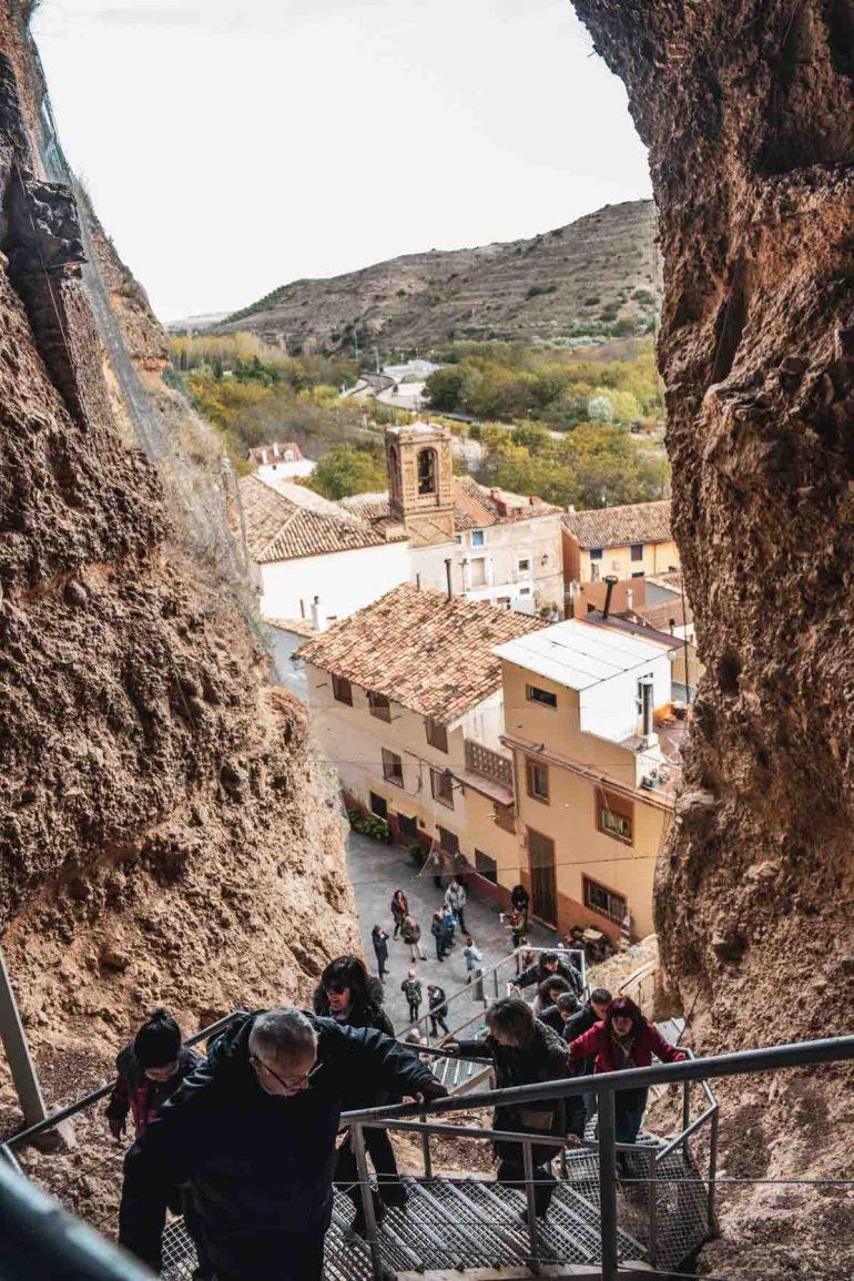 Cueva de Caco Los Fayos del Moncayo