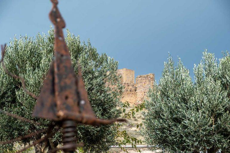 Castillo embrujado de Trasmoz
