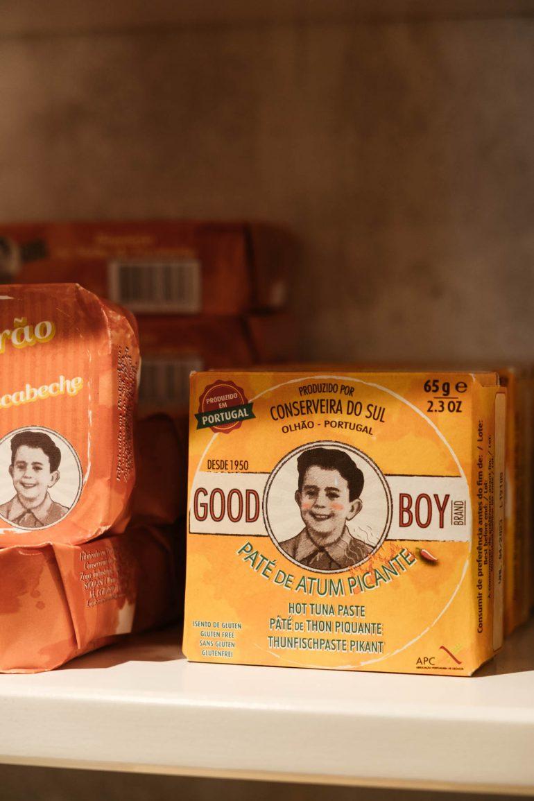 Paté de atun picante portugués Good Boy en Latastienda de Zaragoza | La maleta extraviada