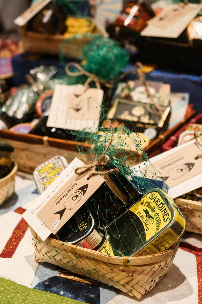 Cesta de conservas originales en Latastienda de Zaragoza | La maleta extraviada