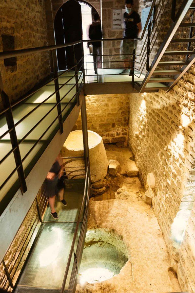 Sinagoga de la Juderia de Uncastillo | La maleta extraviada